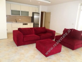 Apartment for rent in Themistokli Germenji Street in Tirana. It is situated on the 6-th floor of a