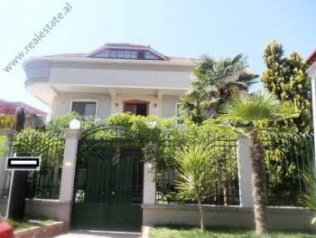 Three-Storey Villa for rent in Selite area in Tirana.
