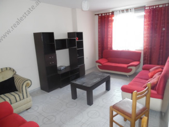 Apartment for rent in Mine Peza Street in Tirana.