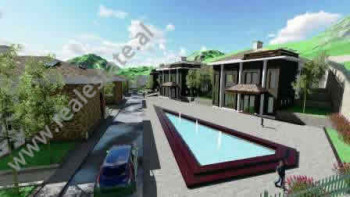 Villa for sale in a new complex in Gjec-Koder area in Tirana.
