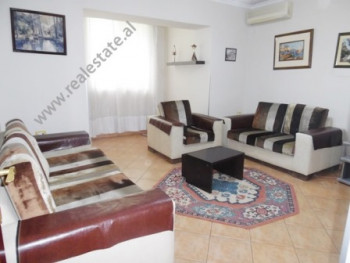 Two bedroom apartment for rent close to Zogu I Boulevard in Tirana.