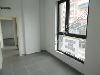 Office space for rent in Elbasani street in Tirana. The office is situated on the 3-d floor of a ne