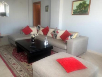 Apartment for rent close to Zogu Zi area, in Durresi Street.  The apartment is positioned on th