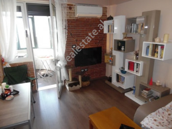 Apartment for sale in Muhamet Gjollesha street. The apartment is situated on the 6-th floor of a ne