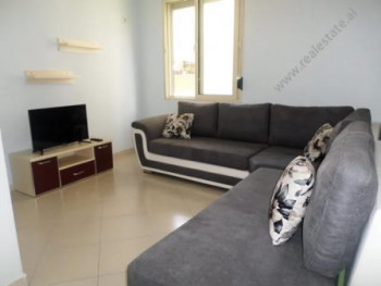 One bedroom apartment for rent in Peti Street in Tirana. It is situated on the first floor of a new