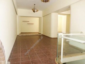 Store for rent close to the center of Tirana. With an area of 120m2 is divided in two separate area