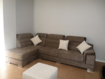 Apartment for rent in Lidhja e Prizrenit street in Tirana.