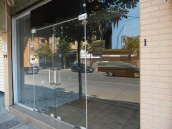Store for rent in Barrikadave street close to Lidhja e Prizrenit school in Tirana.