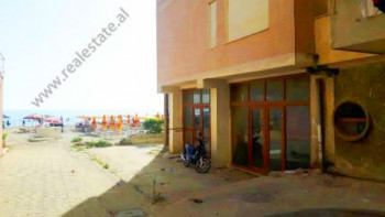 Store for sale at Shkembi i Kavajes close to the sea in Durres.