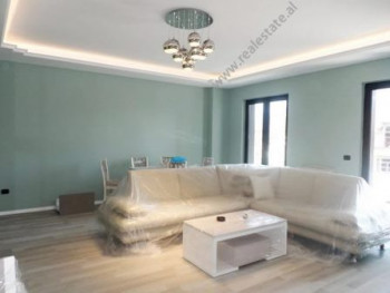 Three bedroom apartment for rent in the beginning of Kavaja Street in Tirana. It is situated on the