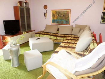 Two bedroom apartment for rent in Hasan Ceka Street in Tirana.