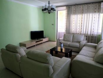 Apartment for rent in Sami Frasheri Street in Tirana, very close with Myslym Shyri street. New and
