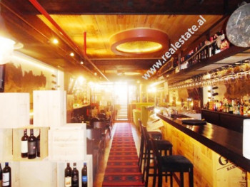Bar for rent in Sulejman Delvina street in Tirana.