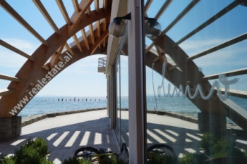 Business for sale close to the sea at Ventus Complex in Durres, Albania. The total surface of the e
