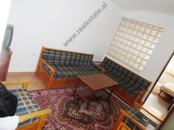 Two bedroom apartment for rent very close to the Central Office in Kavaja Street. The flat is situa