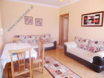Two bedroom apartment for rent close to Toptani center in Tirana.