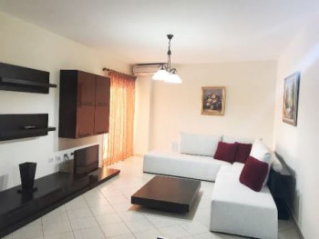 Two bedroom apartment for rent close to Elbasani Street in Titana  It is situated on the 8-th floo