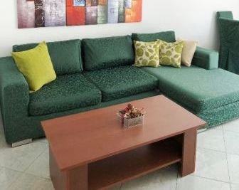 Two bedroom apartment for rent close Blloku area in Tirana.  The apartment is situated on the thir