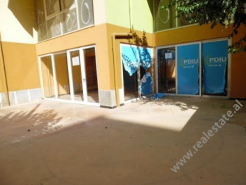 Store for rent close to Artificial Lake in Tirana.