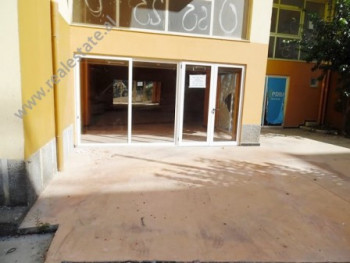 Store for sale in Eduard Mano Street in Tirana, Albania