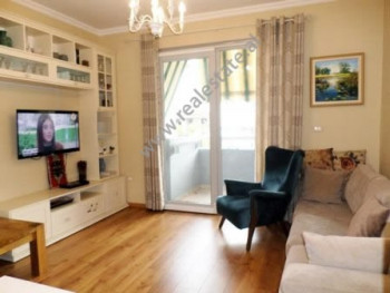 Two bedroom apartment for sale close to Artificial Lake in Tirana. It is situated on the 2-nd floor
