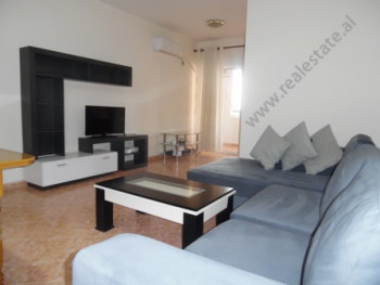 One bedroom apartment for rent close to Zogu Zi area. It is situated on the 3-rd floor of a new bui