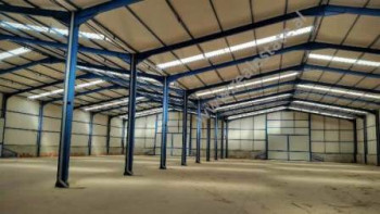 Warehouse and office for rent close to Vora area in Tirana.