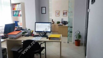 Office for sale close to the Center of Tirana. The office is situated on the third floor of new bui