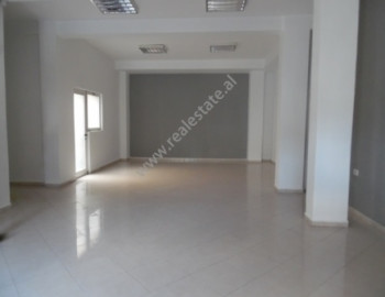 Office for rent in Beqir Luga street in Tirana.