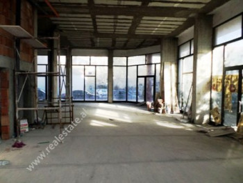 Store for rent close to Pazari i Ri area in Tirana.