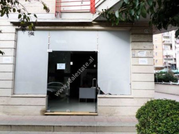 Store for sale in Vizion Plus Complex in Tirana.