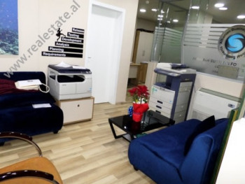 Office for rent close to Asim Vokshi Street in Tirana.