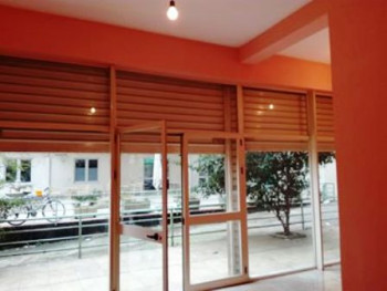 Store for rent in Petro Korcari street behind KESH offices in Tirana.