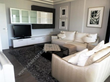 Apartment for rent in Sami Frasheri street in Tirana, next to the Grand Park of Tirana.