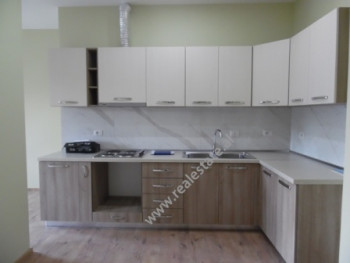 One bedroom apartment for rent close to Dry Lake in Tirana. The apartment is situated on the fourth