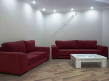Apartment for rent close to Ish Ekspozita Shqiperia Sot in Bajram Curri Boulevard in Tirana.