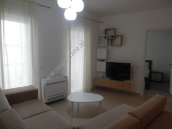 One bedroom apartment for rent In Artan Lenja street in Tirana.