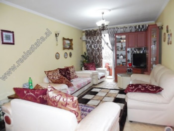 Two bedroom apartment for rent close to Wilson Square in Tirana.