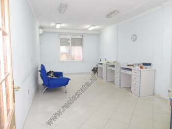 Office for rent in Mujo Ulqinaku Street in Tirana.