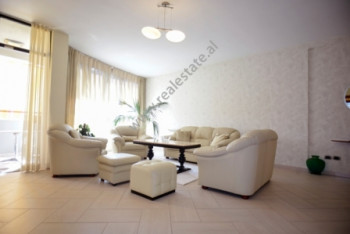 Two bedroom apartment for rent in Sami Frasheri Street in Tirana.