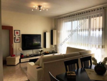 Apartment for sale in Fresku area in Tirana. The apartment is situated on the fourth floor of a new