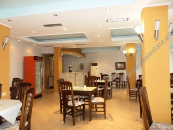 Restaurant for rent close to the Police station nr. 4 in Tirana.