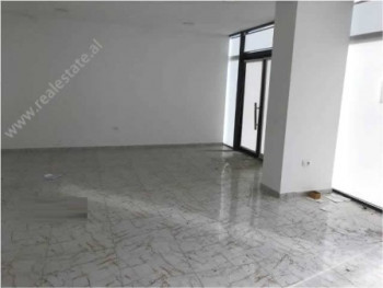 Store for sale in Sami Frasheri street in Tirana.