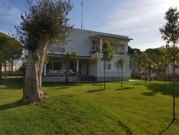 Luxury villa for sale in Lalzit Bay in Tirana, in Lura Residence. In one of the most popular and mo