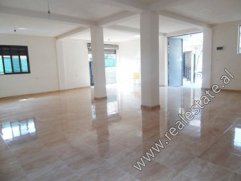 Office for rent in Robert Shvarc Street close to Vasil Shanto School in Tirana.