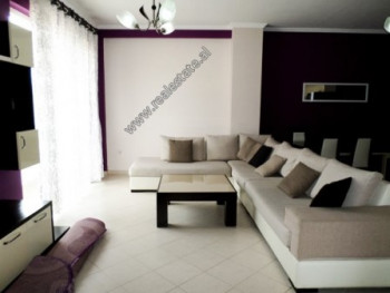 Two bedroom apartment for sale close to Ali Demi Street in Tirana. It is situated on the 5-th floor