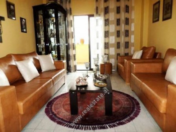 Three bedroom apartment for sale close to Kavaja Street in Tirana. It is situated on the 2-nd floor