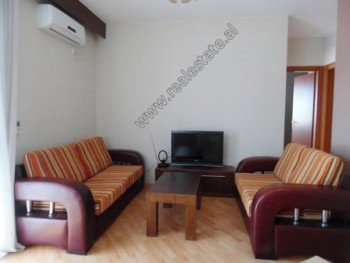 Two bedroom apartment for rent in Ndre Mjeda Street in Tirana.