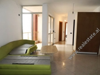 One bedroom apartment for sale in Teodor Keko Street in Tirana.  It is situated on the 4-th floor