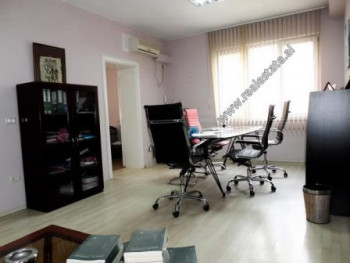 Office for rent in Brigada VIII Street in Tirana.
